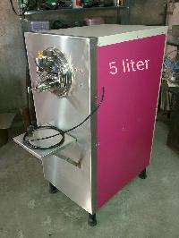 Ice Cream Churner Machine