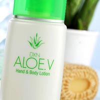 Dxn-aloe V Hand Lotion, Body Lotion
