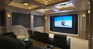 Home Theatre Acoustic Panels