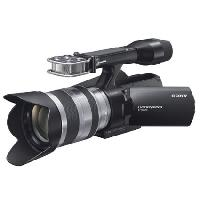 Interchangeable Lens Camcorder