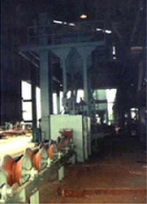 Billet & Bar Cleaning Machine