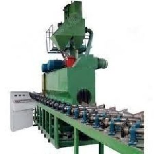 Skew Roller Cleaning Machine