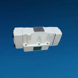 Solenoid Pilot Operated Directional Control Valves