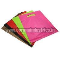 Coloured Plastic Bags