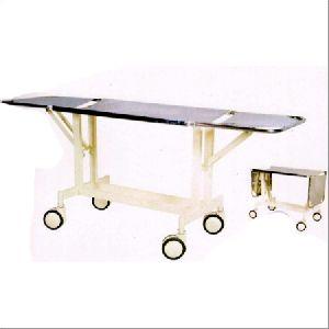 Double Fold Stretcher Trolley