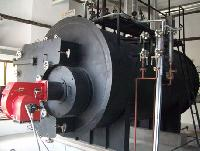 Oil & Gas Fired Steam Boilers