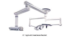 Ot Light With Anesthesia Pendant