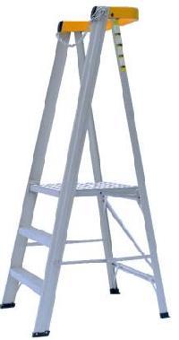 aluminium safety ladders