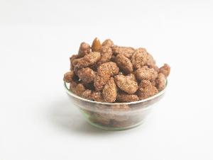 Cinnamon Honey Roasted Almonds