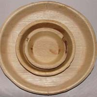 Disposable Areca Leaf Plates