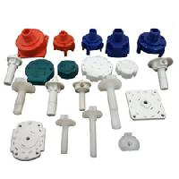 Injection Moulded Plastic Article