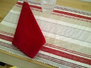 Table Mat & Napkin
