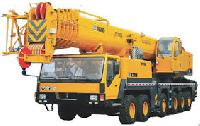 Hydraulic Telescopic Crane Rental