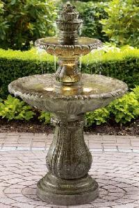 Decorative Garden Fountains