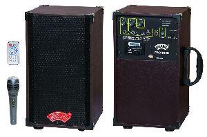 Pa Megaphone Portable Pa Amplifier System