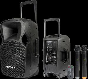 Pas-150 Portable Trolley Speakers System