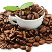Organic Brown Coffee Beans