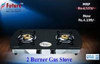 2 Burner Gas Stoves