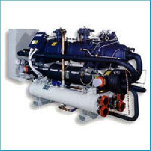 Semi Hermatic Air Cooled Compressor