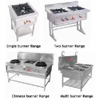 Commercial gas Burnar range