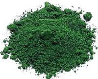 Chrome Oxide Green Pigments