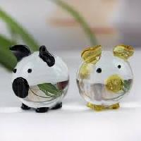 Glass Animal Figurines