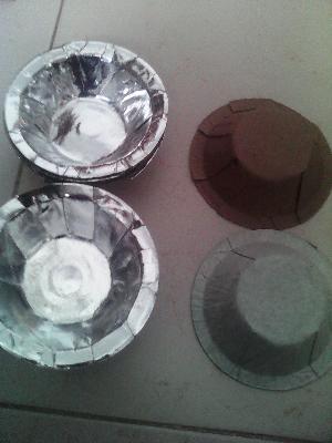 Disposable White Bowl
