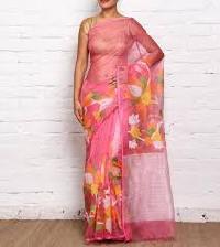 Muslin Silk Saree