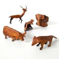 Leather Animal Toys