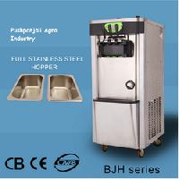 Bjh219c 18-22l/h Soft Ice Cream Making Machine