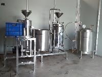 Soya Milk Making Machine