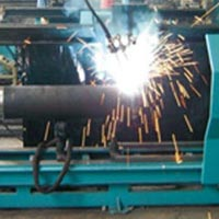 Welding Machine Fabrication