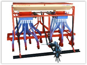 11 Teeth 22 Pipe Automatic Seed Drill
