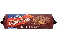 Digestive Chocolate Biscuits