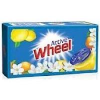 Active Wheel Detergent Cake