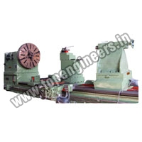 Extra Heavy Duty All Geared Lathe Machine