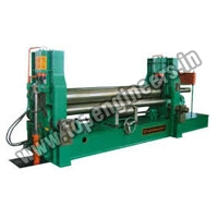 Plate Roll Machine