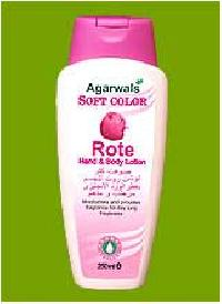 Rose Moisturizing Lotion