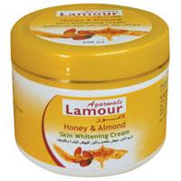 Skin Whitening Cream - Honey & Almond