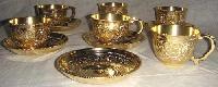 Tea Cups, Saucers