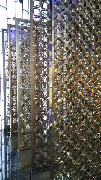 Stainless Steel Wall Panel