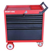 Tool Trolley With 4 Drawers. (economy).