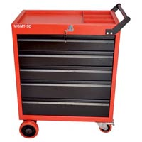 Tool Trolley With 5 Drawers