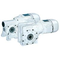 W VF-EP Series Worm Gear Motor