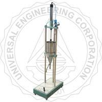 Beating & Freeness Tester (sr Type) (pneumatic Lifting Model)