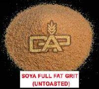Organic Full Fatted Soya Grit