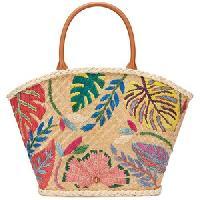 Paper Coated Raffia Bags