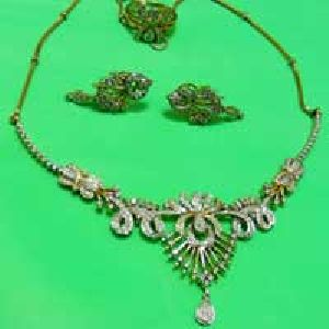 c810357dd American Diamond Necklace Set in Nagpur - Manufacturers and ...