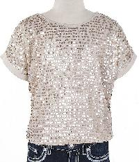 Fashion Sequin Tops