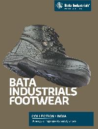 Pu Leather Industrial Safety Shoes-bata